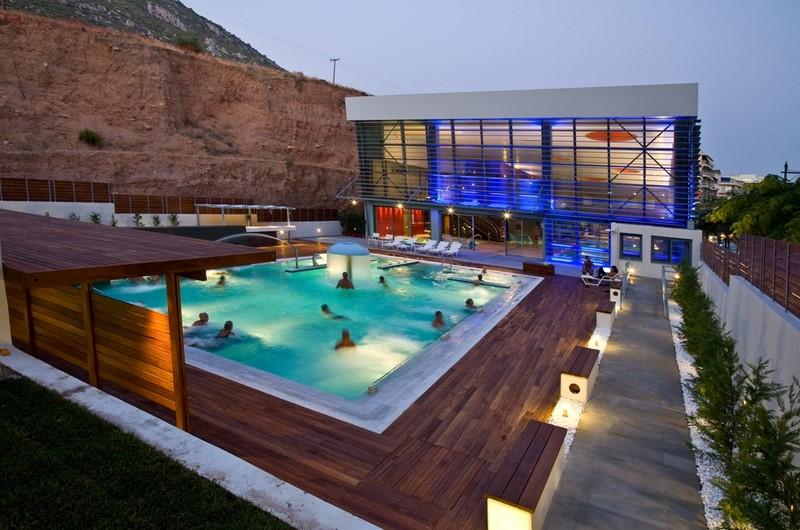 Loutraki thermal spa