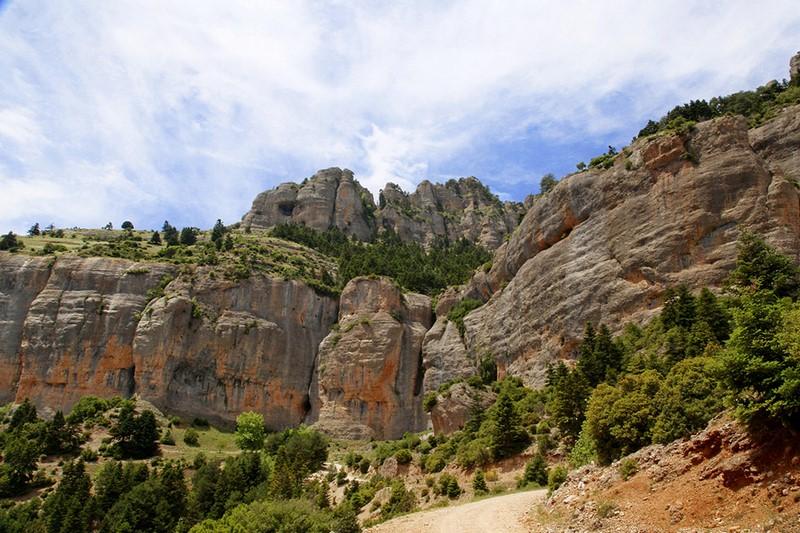 Climbing in Corinth region