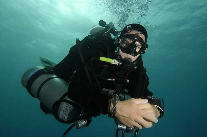 Scuba Diving in Loutraki area