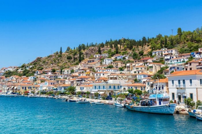 Spetses Island Day Tour