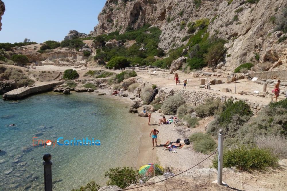 Trekking in Loutraki & Corinth area