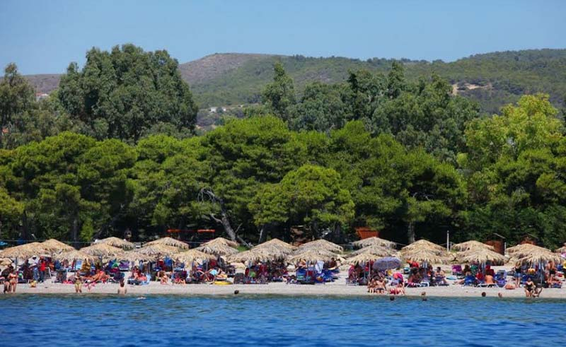Agioi Theodoroi Beach