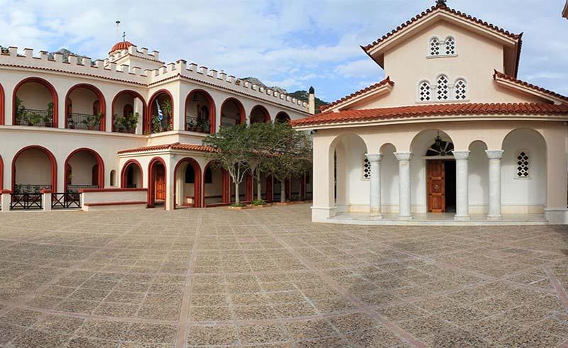 prophet ilias monastery